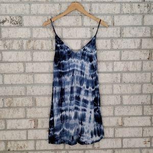 Velvet by Graham And Spencer Tie Dye Mini Dress